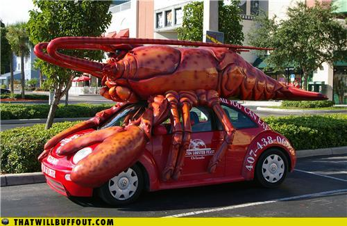 advertisements - Halloween Decorated Cars